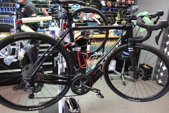 グラベル ロード トレック TREK(トレック)のグラベルロードバイク、2021モデルCheckpoint ALR